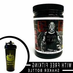 5% Nutrition 5150 Pre Workout  + Fitking Shaker Cup Bottle C