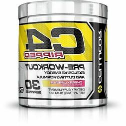 Cellucor C4 Ripped Pre-Workout 30 Servings CHERRY LIMEADE
