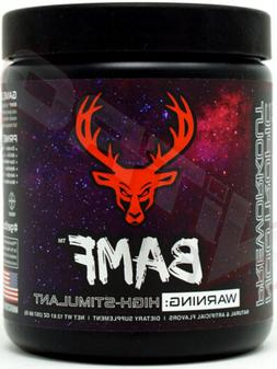 Bucked Up BAMF Nootropic Focus Pre Workout  Formerly LIT AF