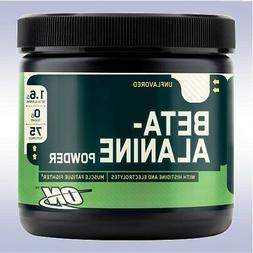 OPTIMUM NUTRITION BETA-ALANINE POWDER  preworkout muscle sta