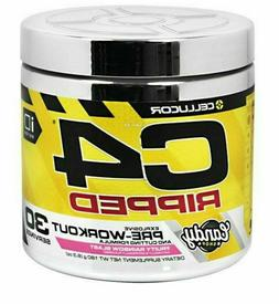 Cellucor C4 30 Servings RIPPED Pre WORKOUT FREE SHIPPING!! *