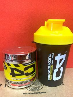 Cellucor C4 ID Series 30 Servings Pre Workout Tartar Candy +