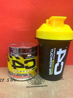 Cellucor C4 ID Series 30 Servings Pre Workout Cherry Limeade