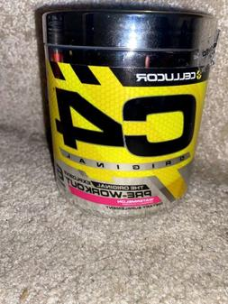 Cellucor C4 ID Series 60 Servings Pre Workout watermelon Fas