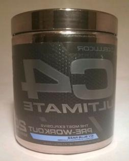 Cellucor C4 - Ultimate Pre Workout - Icy Blue Razz - 20 Serv