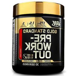 Optimum Nutrition GOLD STANDARD PRE-WORKOUT 30 Servings CHOO