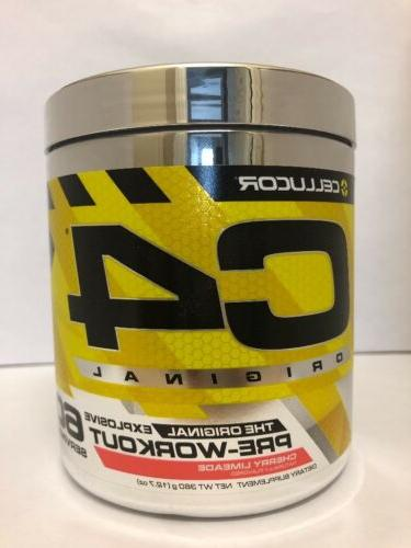 Cellucor iD LIMEADE