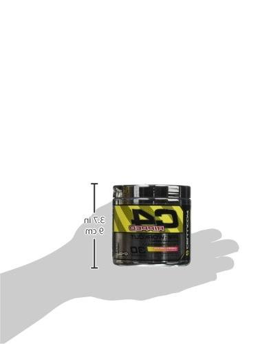 Cellucor C4 Ripped Workout For Men Women with Green Coffee Bean
