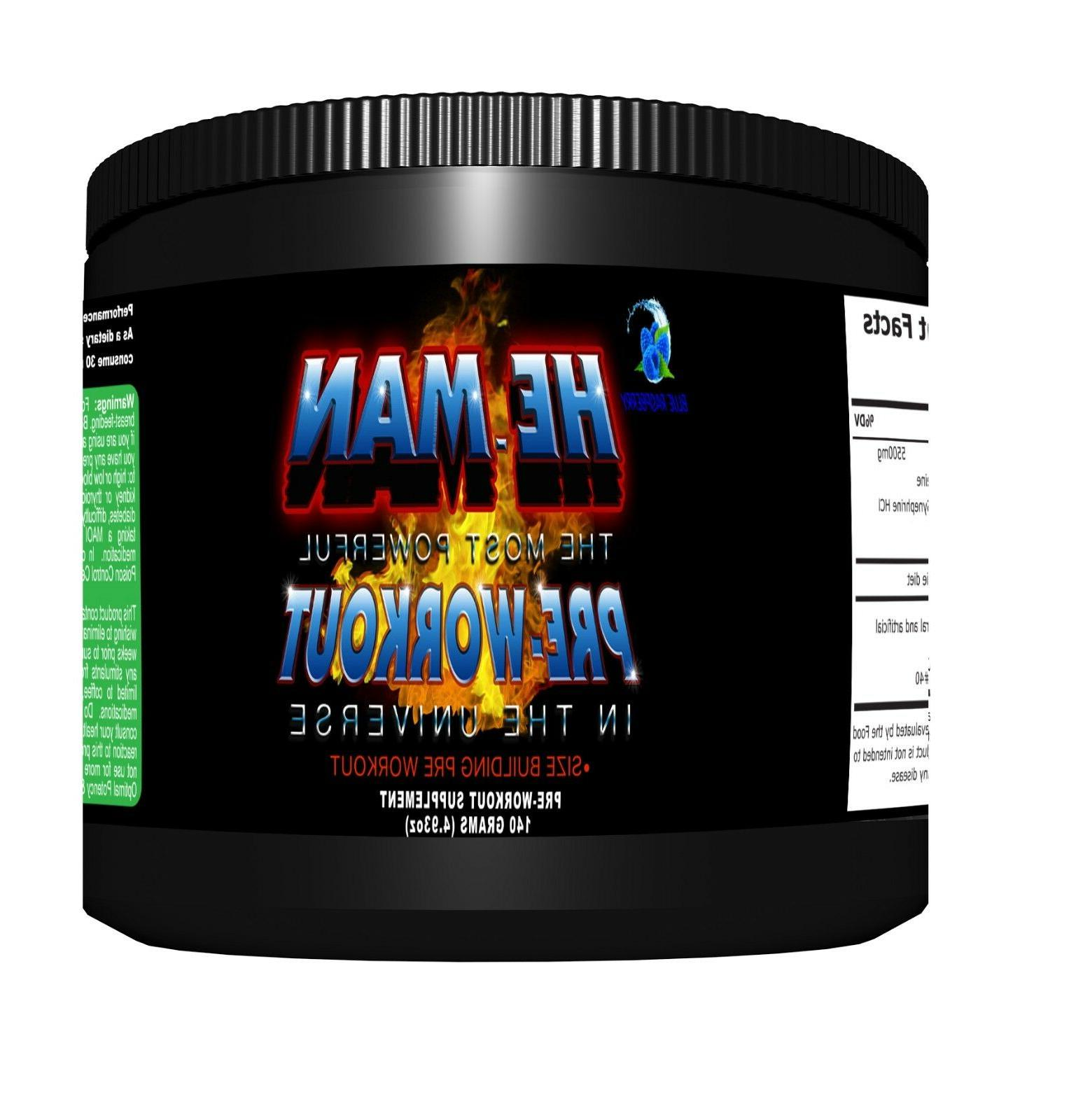 he man pre workout massive pump size