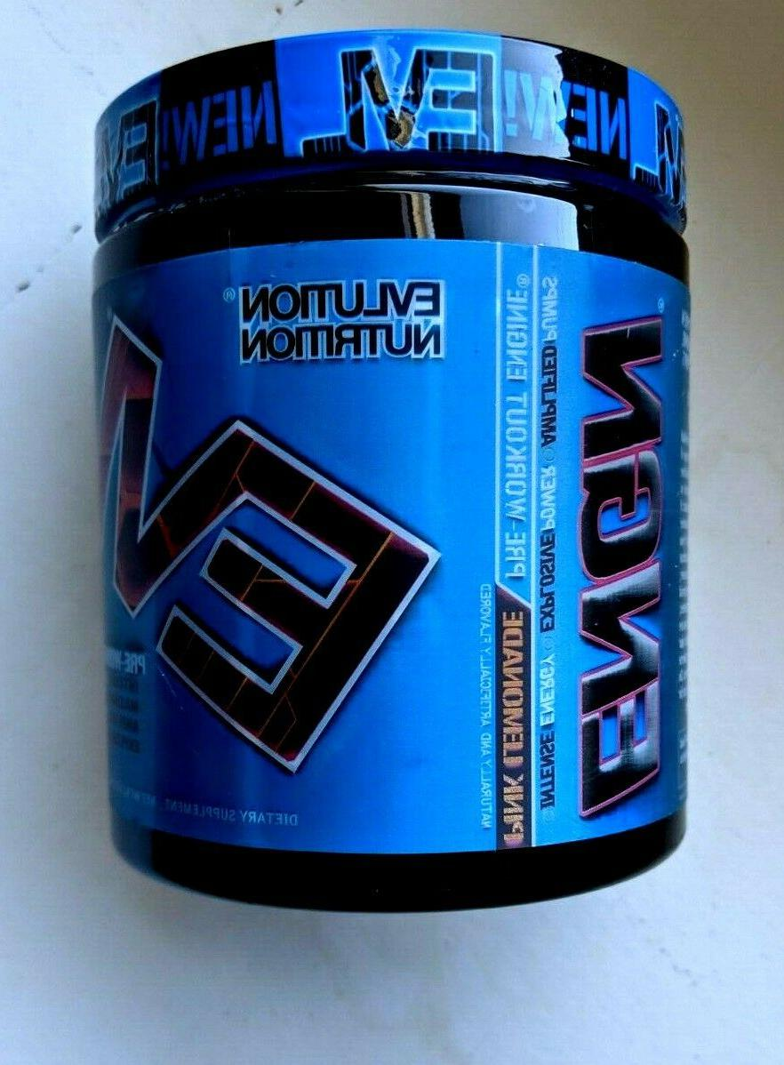 EVLUTION NUTRITION ENGN Workout . Free shipping