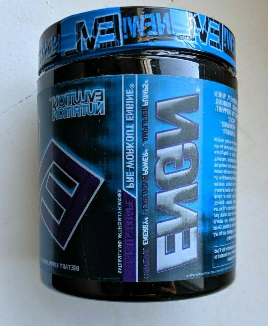 EVLUTION NUTRITION Workout servings. Free