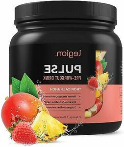 Legion Pulse, Best Natural Pre Workout Supplement for Women
