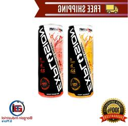Six Star Muscle Explosion Ready to Drink Performance Energy