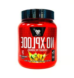 BSN N.O.-XPLODE Pre-Workout Energy Pump 30 Servings NO XPLOD