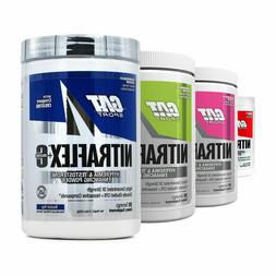 NEW GAT Nitraflex + C  Pre Workout 30 servings 300g Testoste