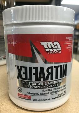 "GAT Nitraflex **CRAZY STRONG PRE-WORKOUT** ""New/Factory Seal"