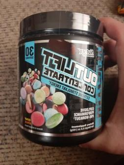 Nutrex Outlift Concentrate 30 serv Sour Shocks Pre Workout E