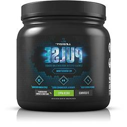 Pulse Pre Workout Supplement All Natural Nitric Oxide Prewor