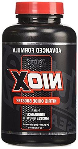 Nutrex Research NIOX Pre-Workout Supplement, 120 Count