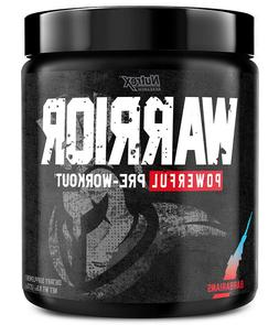 Nutrex Research WARRIOR Powerful Preworkout ,Energy,Focus