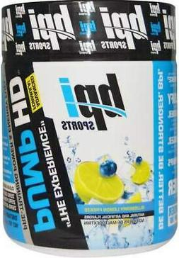 BPI Sports Pump-HD 25 servings Muscle Pumps Pre-Workout