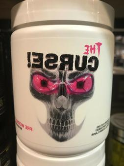 The Curse Pre Workout 50 Servings Pick Flavor Fast Free Ship