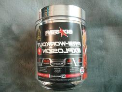 Six Star Explosion Pre Workout, Powerful Pre Workout Powder