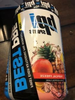 BPI Best Pre Workout Tropical Freeze 30 Servings